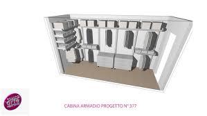 Cabina armadio progetto 377 youtube