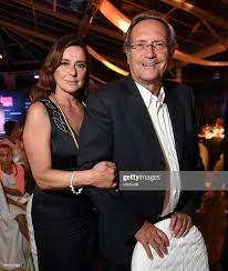 Monica Guerritore and Roberto Zaccaria attend the 'Kineo Award' Gala...  News Photo - Getty Images