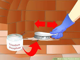 how to clean fireplace bricks with vinegar image titled clean fireplace bricks step 7 clean fireplace