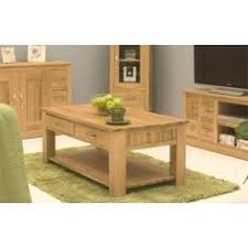 mobel oak solid oak four drawer coffee table bonsoni mobel oak hideaway