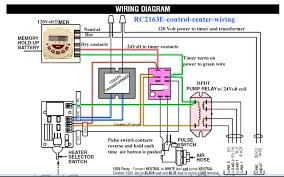 rc2163e wiring