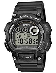 mens watches shop amazon uk casio collection men s watch grey digital display and resin strap w 735h 1avef