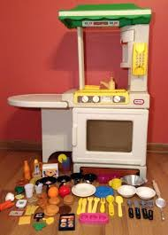 1987 fisher price kitchen set vintage fisher price fun with food