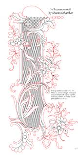 American Quilter's Society - AQ Magazine: Patterns - AQS Quilt ... & Trousseau Quilting Pattern by Sharon Schamber Adamdwight.com