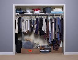 reach in closet design. Reach In Closet Design E