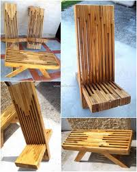wood pallets furniture. Artistic Wood Pallets Chairs And Table Furniture