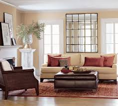 engaging home interior design and decoration with pottery barn furniture contemporary living room decoration using