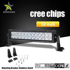 14 Inch Led Light Bar China Wholesale 14inch 72w Offroad Truck Dual Led Light Bar