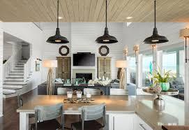 farmhouse kitchen lighting. Coastal Farmhouse Kitchen Lighting. Lighting Ideas.