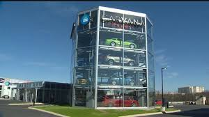 "Carvana Vending Machine Dallas Mesmerizing Quick Introduction ""Carvana"" Headquarters In Tempe Arizona"