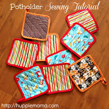 Quilted Potholder Patterns Awesome Decorating