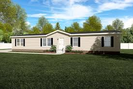 manufactured mobile homes in