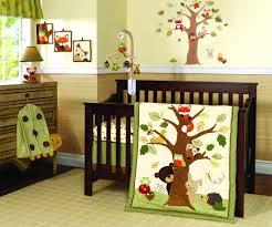 baby bear crib bedding boy lambs ivy echo 7 piece set cribs
