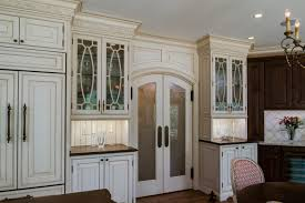 kitchen cabinet replacement doors glass inserts