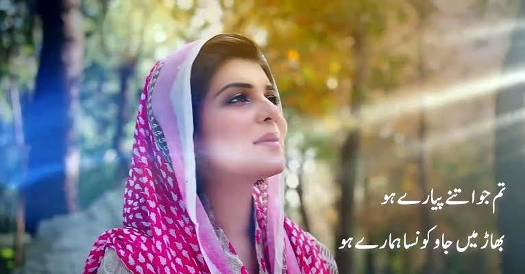 new shayari in urdu