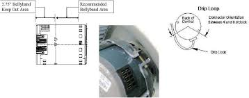 x 13 motor troubleshooting york central tech talk in most systems the manufacturer will install the motor in the correct position and provide the drip loop however keep in mind when multi position