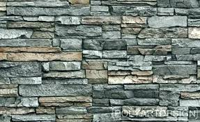 fake rock wall exterior faux stone panels synthetic for interior covering home depot large artificial brilliant
