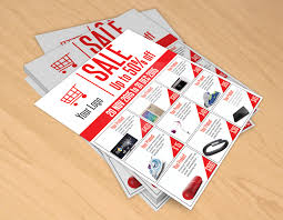 sale flyers sale flyer free psd template download on behance