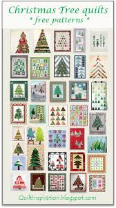 Free Quilt Patterns Best Quilt Inspiration Free Pattern Day Christmas Quilts Part 48 Trees