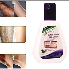 1 box qiansoto buffer hair remover with aloe vera extract