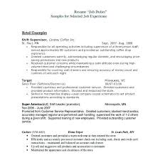Resume Job Duties Examples Job Description Samples For Resume Examples Data Entry Download 89