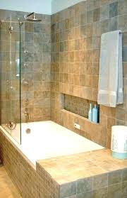 whirlpool tub shower combinations bathtubs idea extraordinary combo with decoration ideas for classroom