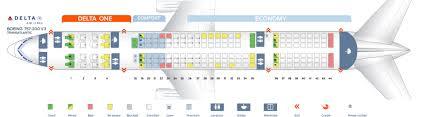 Crj 200 Seating Chart Delta 53 Explanatory Delta Boeing 757 Seatguru