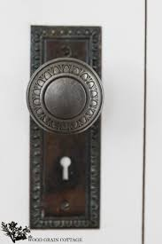 Adding Character With A Vintage Door Knob The Wood Grain Cottage within  measurements 1333 X 2000