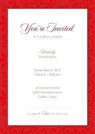 Business Dinner Invitations Business Dinner Invitation Wording Corporate Dinner Invitation Free