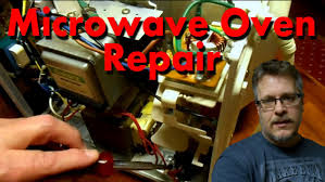 How To Fix Oven How To Fix A Microwave Oven Simple Fuse Replacement Youtube
