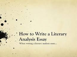 how to form a thesis statement for a literary analysis essay quora once you have some general points to focus on write your possible ideas and answer the questions that they suggest for example