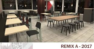 Cafeteria Furniture Remodelling Simple Inspiration Ideas