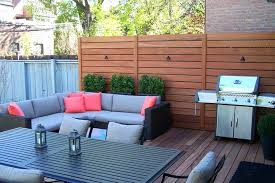 deck privacy screens outdoor design and ideas small screen diy