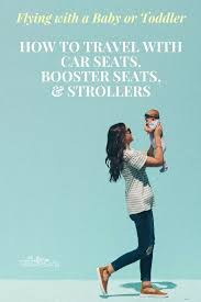 tips for car seats and strollers