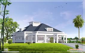 Small Picture Feet Single Floor Bungalow Design Kerala Home Design And Floor