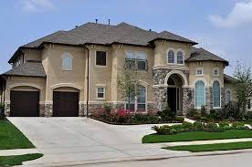small stucco homes home stone house plans 50848