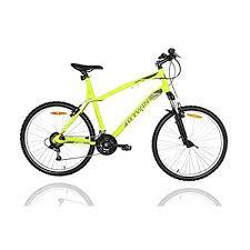 Btwin Rockrider 340 Mountain Bike Yellow