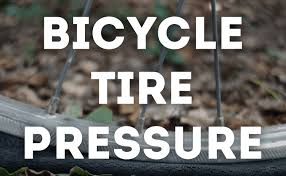 Bike Tire Pressure Everything You Need To Know Bicycle