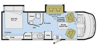 find specs for 2016 itasca reyo br floorplan 25q class a