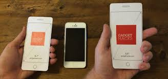 Iphone Actual Size Comparison Chart Which Iphone 6 Size Is Best For You Use Our Printable