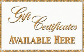 Gift Certificate Sign Gift Certificate Sign Nicks Famous Roast Beef Beverly Manicks