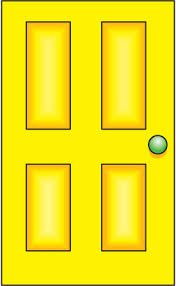 doors clipart.  Clipart Rectangle Doors Clipart 1 For N