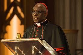 Cardinal Robert Sarah : «l'antithèse» du pape François - Mosaiqueguinee.com