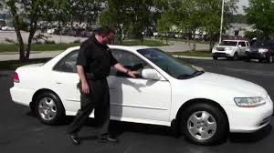 Used 2002 Honda Accord EX-L V6 Sedan for sale at Honda Cars of ...