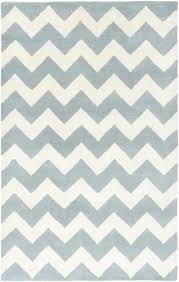 chevron area rug mohawk river blue 4x6 5x8