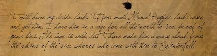 ramsay bolton s letter by siriuscrane d5j3mc3 e