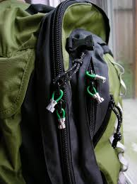 lockable backpack zippers home