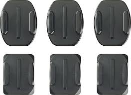 <b>GoPro Flat and Curved</b> Adhesive Mounts (6-Count) 130-02095-000 ...