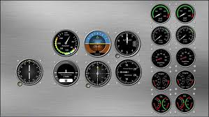 diy flight simulator gauges clublilobal com