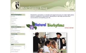 Free Biorhythm Chart Whitestranger Com Website Natural Biorhythms Windows Vista